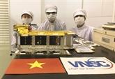 Le Vietnam à la conquête de l'espace