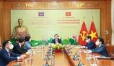 Sensibilisation et éducation : Vietnam et Cambodge intensifient leur coopération