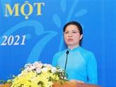 Le Comité central de l'Union des femmes vietnamiennes se réunit
