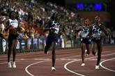 Athlétisme : Mboma bien installée sur 200 m, Duplantis toujours au sommet