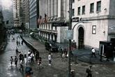 Wall Street finit sur une note contrastée, la déception sur l'emploi pèse peu