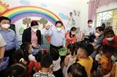 Le Premier ministre rend visite à la province de Thai Nguyên
