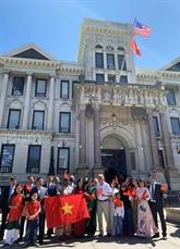 Fête nationale : les dirigeants de nombreux pays félicitent le Vietnam