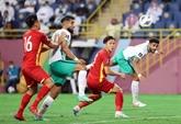 Mondial 2022 : de retour au pays, l'équipe nationale reprend l'entraînement