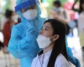 Arrivée au Vietnam de 180.000 kits de test du COVID-19 offerts par l'Allemagne