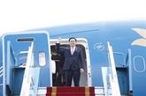 Le président d'AN part pour la 5e Conférence mondiale des présidents de parlement
