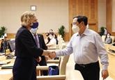 Le Vietnam espère recevoir plus de soutien américain à sa lutte anticoronavirus