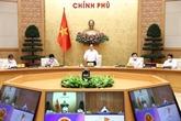 Le PM préside la réunion périodique du gouvernement en août