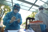 Hanoï enregistre 38 nouveaux cas selon le bilan actualisé à midi
