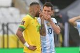 Le choc Brésil - Argentine suspendu pour scandale sanitaire