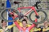 Tour d'Espagne : Roglic couronné pour la troisième fois