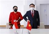 Le Vietnam et l'Indonésie conviennent de stimuler leurs relations dans des domaines