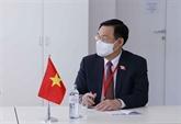 Aone Deutsland AG et Strabag SE souhaitent mettre en œuvre des projets au Vietnam