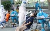 COVID-19 : Hanoï enregistre 29 nouveaux cas selon le bilan actualisé à midi
