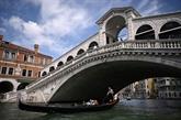 À Venise, le pont du Rialto inauguré après restauration