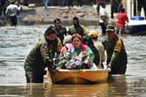 Inondations au Mexique : 17 morts dans un hôpital