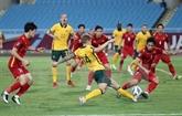 Mondial 2022 : des médias étrangers évaluent la victoire 1-0 de l'Australie contre le Vietnam