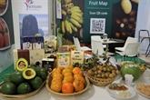 Des fruits du Vietnam présentés au salon Macfrut 2021 en Italie