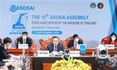 Le Vietnam remplit sa mission de président de l'ASOSAI 2018-2021