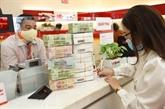 La Banque d'État du Vietnam prolonge de six mois le moratoire sur la dette