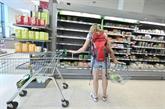 Rayons clairsemés, étagères vides : les pénuries se voient aussi dans les supermarchés