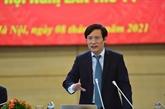 La Chambre de Commerce et d'Industrie du Vietnam a un nouveau président