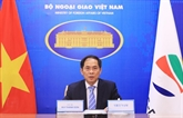 Le Vietnam participe à la 11e réunion des ministres des AE du Mékong - République de Corée