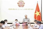 Perfectionner le fonctionnement du Comité national de pilotage de la réforme judiciaire