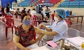 COVID-19 : le Vietnam enregistre 12.680 nouveaux cas