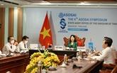 Le Vietnam participe au 8esymposium virtuel de l'ASOSAI