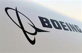 Les plaintes d'actionnaires contre Boeing jugées recevables