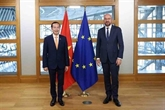 La Belgique et l'UE prêtes à renforcer les relations avec le Vietnam