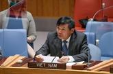 La transition est une phase cruciale dans le continuum de la paix, selon le Vietnam