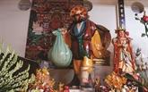 Le patriarche Bodhidharma et son culte dans le village vietnamien