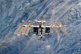 Fumée dans le module russe de l'ISS, l'équipage en sécurité