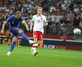 Qualifs Mondial-2022 : l'Angleterre accrochée en Pologne, l'Allemagne engrange en Islande