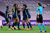 Ligue des champions féminine: vainqueur de Levante, Lyon franchit les barrages
