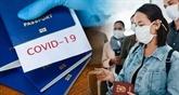 COVID-19 : le Vietnam prépare un passeport vaccinal pour ses voyageurs