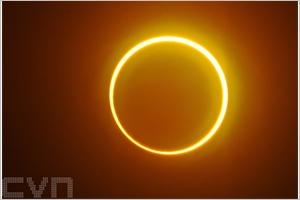 Éclipse aux Philippines