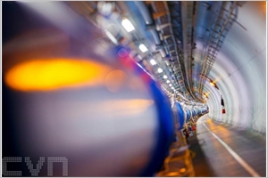 Le plus grand accélérateur de particules au monde