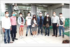 Rapatriement de sept Vietnamiens coincés à Bangkok