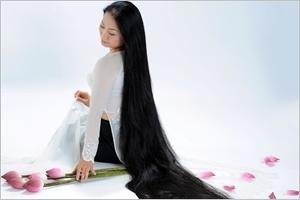 Longue chevelure