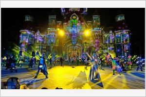 Tata Show à Vinpearl Land Nha Trang sur lîle de Hon Tre