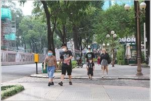 Port du masque est obligatoire dans les lieux publics à Hô Chi Minh-Ville