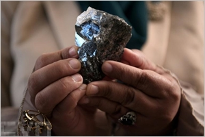 Diamant hors norme