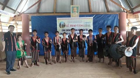 Kon Tum semploie à préserver ses patrimoines culturels