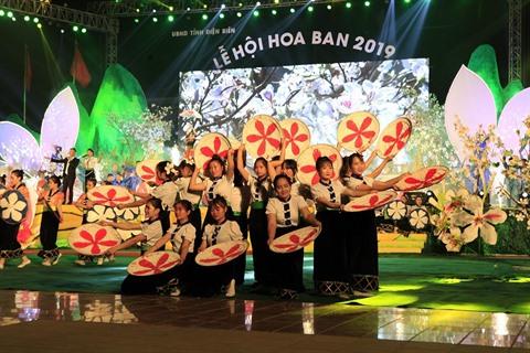 La Fête de bauhinie 2019 à Diên Biên