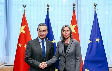 La Chine et lUE atteignent un consensus sur 10 points essentiels