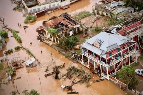 Cyclone en Afrique australe des milliers encore à secourir