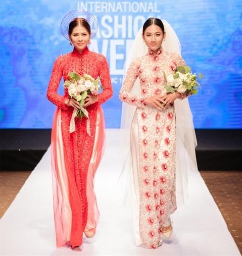 Lancement de la collection Légende de la mode sud-coréenne au Vietnam